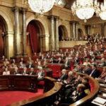 España: Parlamento catalán admite a trámite ley del Referéndum de independencia