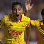 Liga MX: Monarcas gana 3-1 a Lobos BUAP con doblete de Raúl Ruidíaz