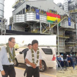 Bolivia: Vicepresidente peruano elogia primera planta petroquímica boliviana