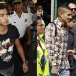 Selección peruana: Paulo Guerrero y Miguel Trauco llegan a Lima