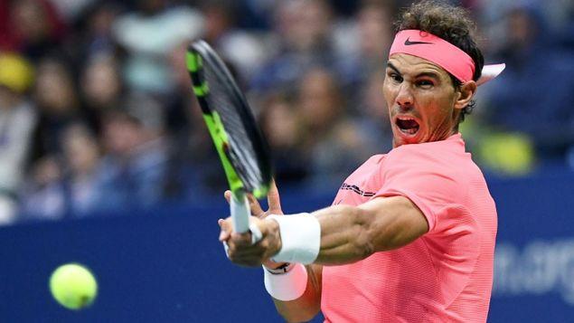 Mayer no pudo con Nadal y se despidió del US Open