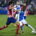 Liga Santander: AtléticoMadrid sólo consigue un empate 0-0 con Leganés