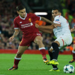 Champions League: Sevilla logra angustioso empate 2-2 con el Liverpool