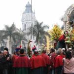 La procesión de San Judas Tadeo declarada patrimonio cultural en Perú