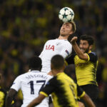 Champions League: Tottenham en su estreno derrota 3-1 al Borussia Dortmund