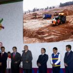 PPK pone la primera piedra de la Villa Panamericana de los juegos del 2019