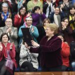 Chile: Bachelet promulga la ley que despenaliza el aborto en tres casos