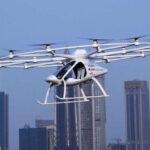 Dubai: Prueban con éxito el primer taxi aéreo sin piloto (VIDEO)