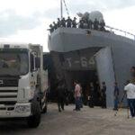 ONU destina 1,606 toneladas de arroz y frijoles a Cuba para damnificados