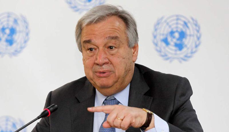 ONU convoca a Bachelet para formar parte de instancia mediadora de conflictos