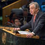 ONU: Guterres advierte del riesgo de las palabras exaltadas sobre Corea del Norte