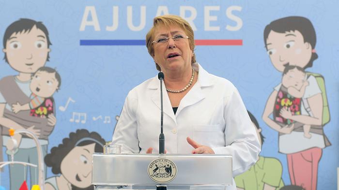 BBC Mundo: Michelle Bachelet entre las 100 mujeres más innovadoras de 2017