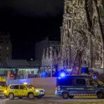 España: Evacuan Basílica de la Sagrada Familia por alerta terrorista (VIDEO)