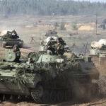 Ejercicios Zapad: 12.700 soldados rusos y blindados en fronteras con la UE (VIDEO)