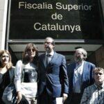 Primeros alcaldes independentistas catalanes se niegan a declarar ante fiscal