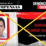 El mayor productor de drogas en VRAEM Adrián Velarde cae en Brasil
