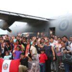 Puerto Rico: 63 peruanos son repatriados tras paso de huracán María