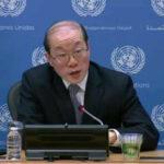 China ante la ONU rechaza guerra en Corea y demanda resolución pacífica