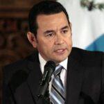 Jimmy Morales llama a la unidad y a defender la democracia y soberanía de Guatemala
