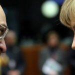 Schulz quema sus últimos cartuchos y Merkel aspira a mantener la ventaja