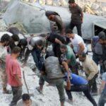 Siria: 28 civiles mueren por bombardeos en provincia de Idleb