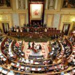 El Congreso niega apoyo total al gobierno español frente a desafío catalán