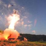 Corea del Sur ensaya simulacro de lanzamiento de misiles hacia Norcorea