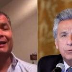 Ecuador: Correa ridiculiza denuncia del presidente Moreno sobre cámara oculta