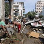 Cuba: Pueblo se volcó a las calles para reparar estragos que dejó huracán