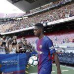 Barcelona: Dembélé se lesiona y estará de baja entre 3 y 4 meses