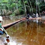 OEFA reporta dos derrames de crudo en lote 192 de yacimiento en Loreto