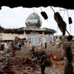Suben a 50 los muertos en doble atentado en provincia de Irak