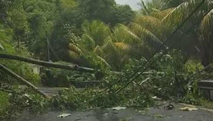 Al menos 15 muertos en Dominica por el paso del Huracán María