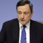 El BCE prevé un crecimiento del 2.2% este año con una inflación del 1.5%