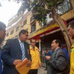 Lima: Demolerán construcción clandestina en edificio de avenida Abancay (VIDEO)