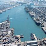 España: Estibadores catalanes no darán servicio a barcos que alojen policías