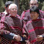 Kuczynski y Morales se reunen en diciembre para impulsar tren interoceánico