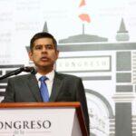 Congreso: Luis Galarreta dice que no buscan vacancia presidencial