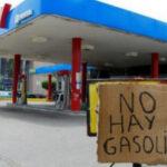 Venezuela atribuye escasez de gasolina a sanciones de EEUU contra Maduro