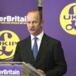 Eurófobo UKIP designa al exmilitar Henry Bolton como nuevo líder