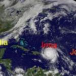 Huracán Josécreció a categoría 3 en su camino a Antillas Menores