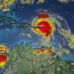 EEUU: Huracán José inicia giro y se dirigirá hacia las Bahamas y Florida