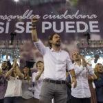 Coalición de izquierda convoca frente ante la crisis en Cataluña (VIDEO)