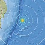 EEUU: Un terremoto de magnitud 6.1 sacude la costa occidental de Japón