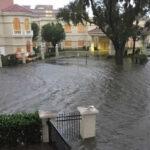 EEUU: Tormenta Irma causa destrozos e inundaciones en Jacksonville