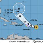 El huracán José sube a categoría 4 mientras se acerca a las Antillas