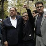 Altos dirigentes catalanes detenidos denunciarán a España en Estrasburgo
