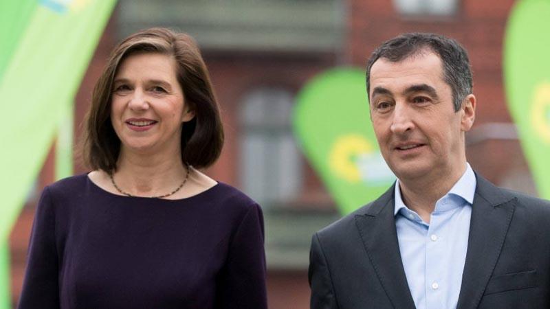 Copresidenta del tercer partido más votado de Alemania anunció su renuncia
