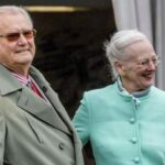 Dinamarca: El esposo de la reina Margarita sufre demencia