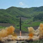 A pesar de las protestas y sanciones Corea lanzó misil no identificado